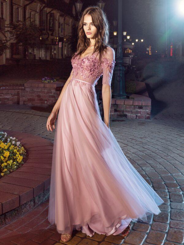 Reg.price $880 | Size 38 European | Pink