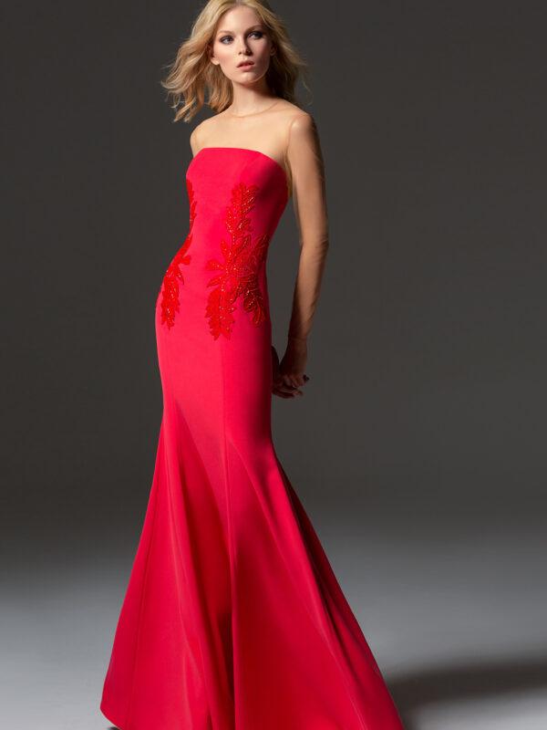 Reg.price $910 | Size 42 European | Red
