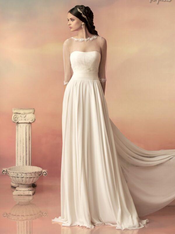 Reg.price $1,280 | Size 44 European | Ivory