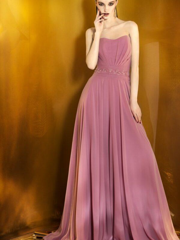 Reg.price $710 | Size 42 European | Blush pink