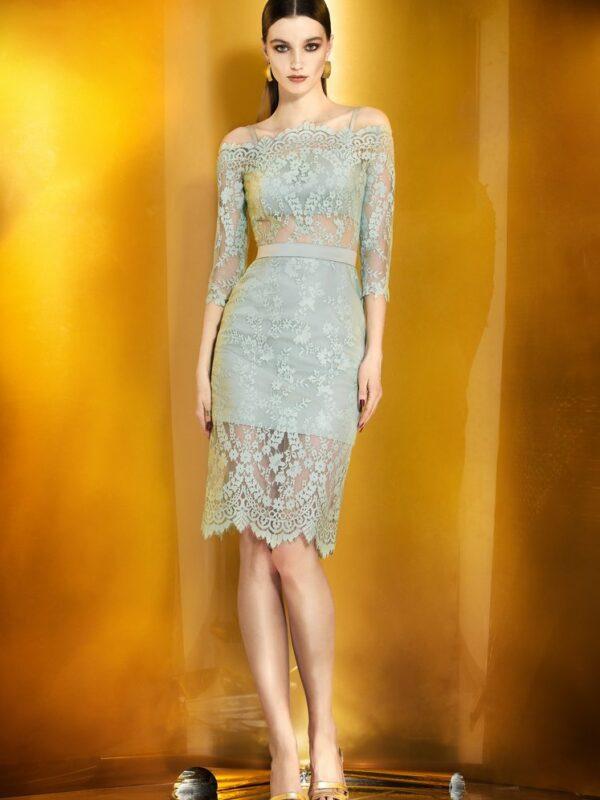 Reg.price $470 | Size 40 European | Light green
